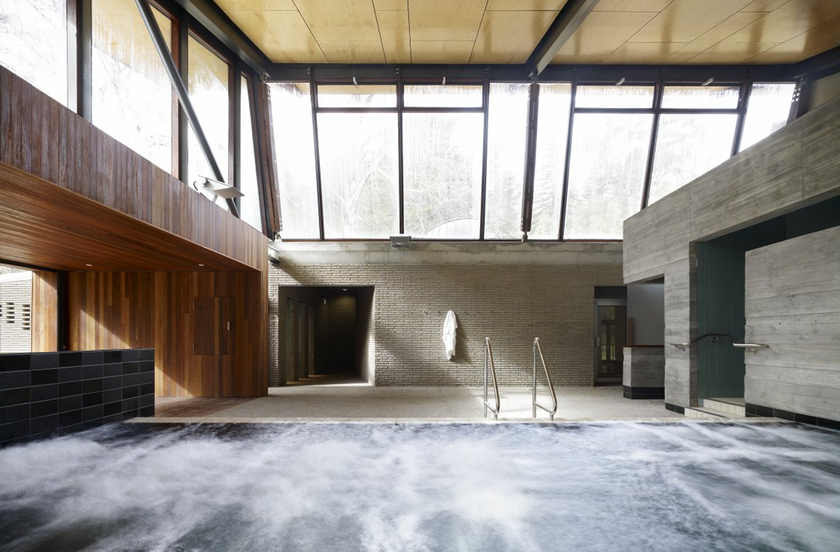 Photo:  Hepburn Springs Bathhouse