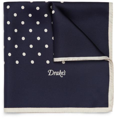 DRAKE'S Pocket Square
