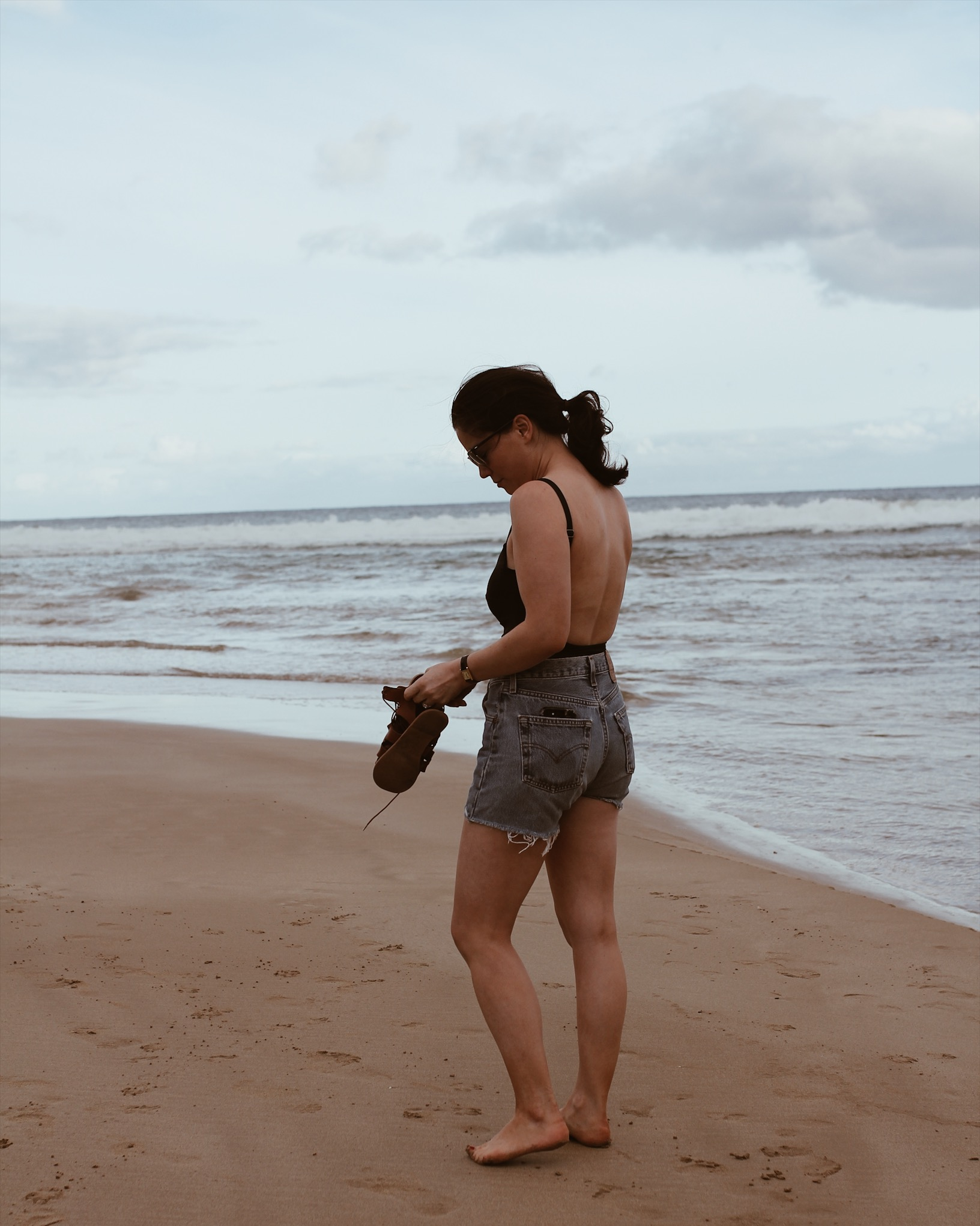 The Fold Swim Lei Lady Lei.JPG