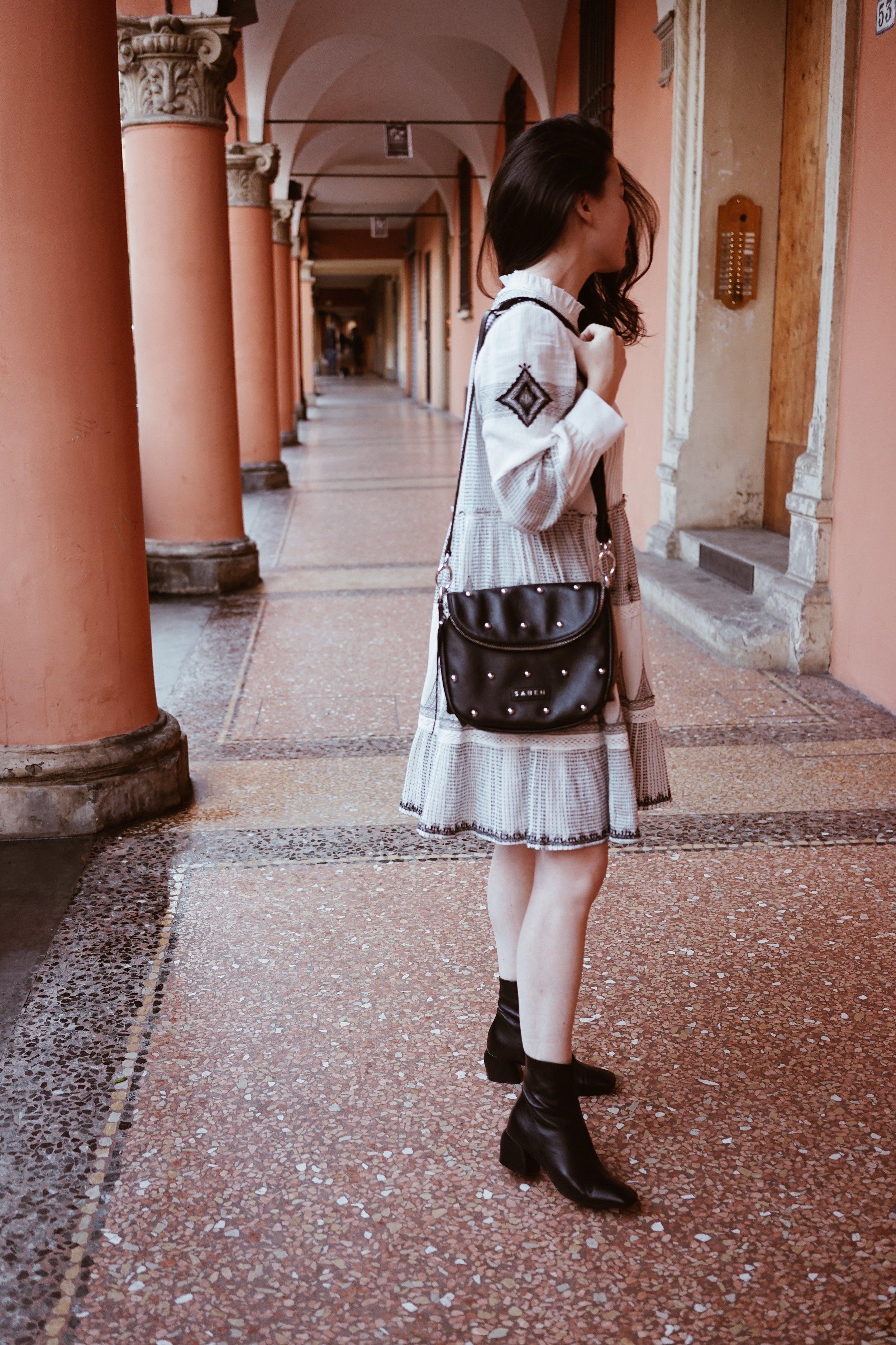 Saben Bag, Beau Coop Boots Lei Lady Lei