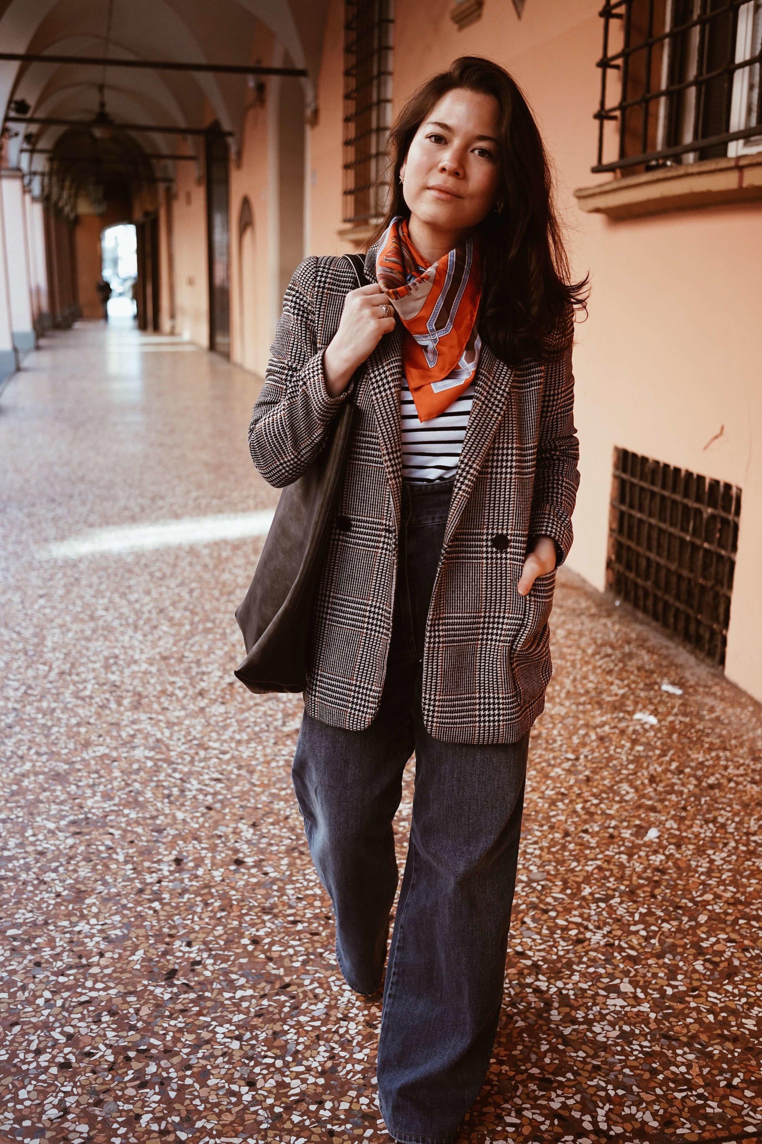 Bologna Lei Lady Lei OOTD