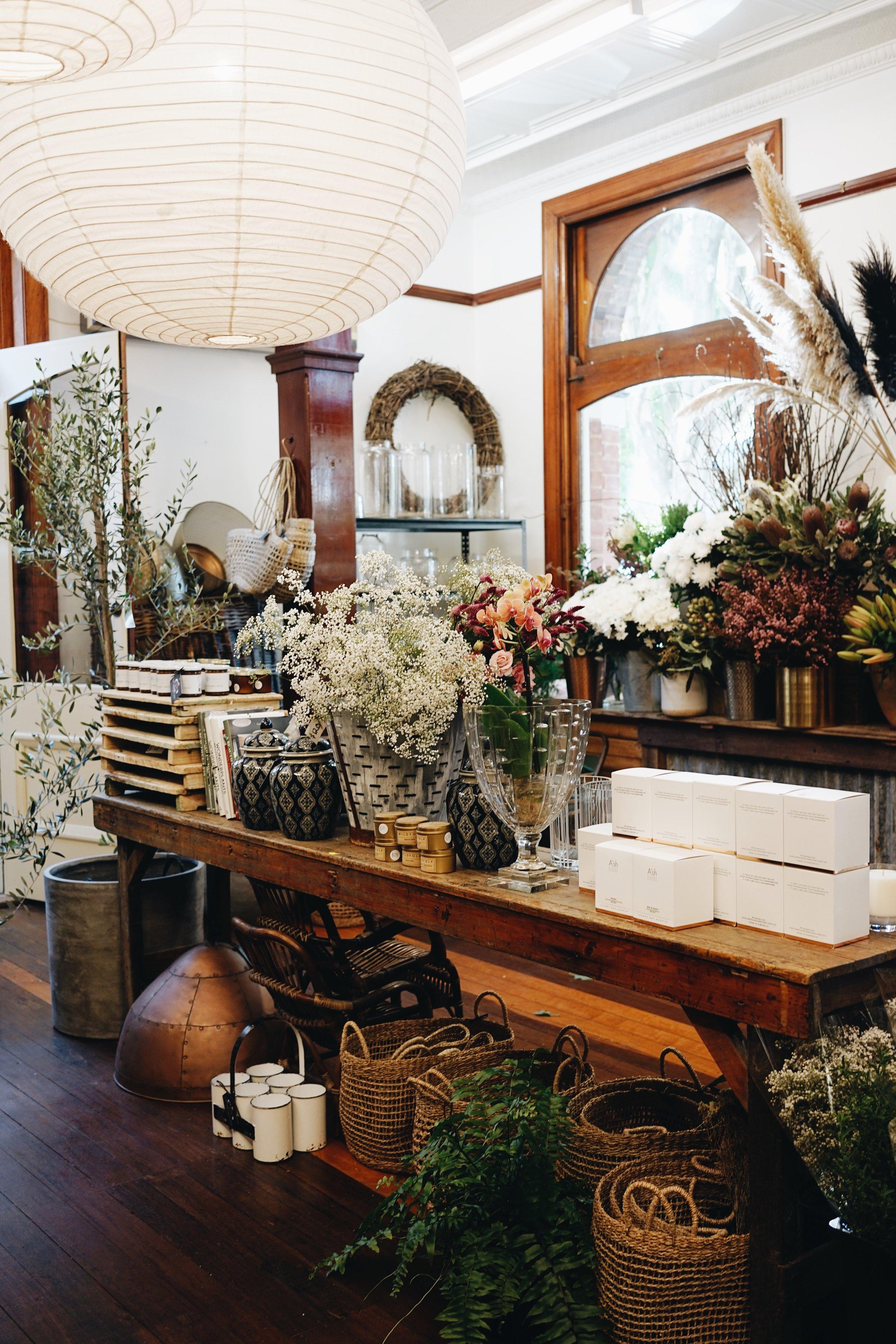 The Flower Bar Bangalow