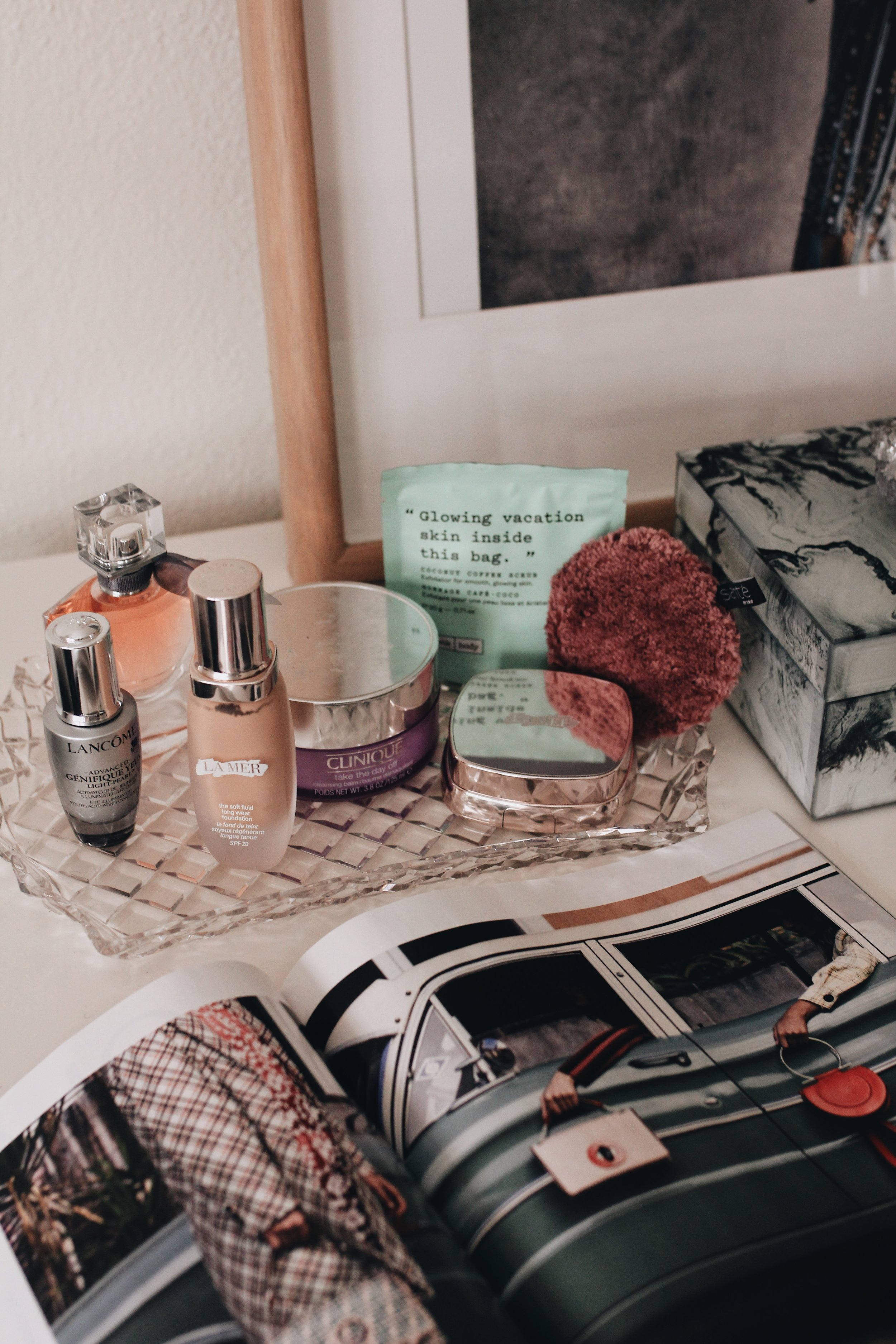 Beauty items of the month