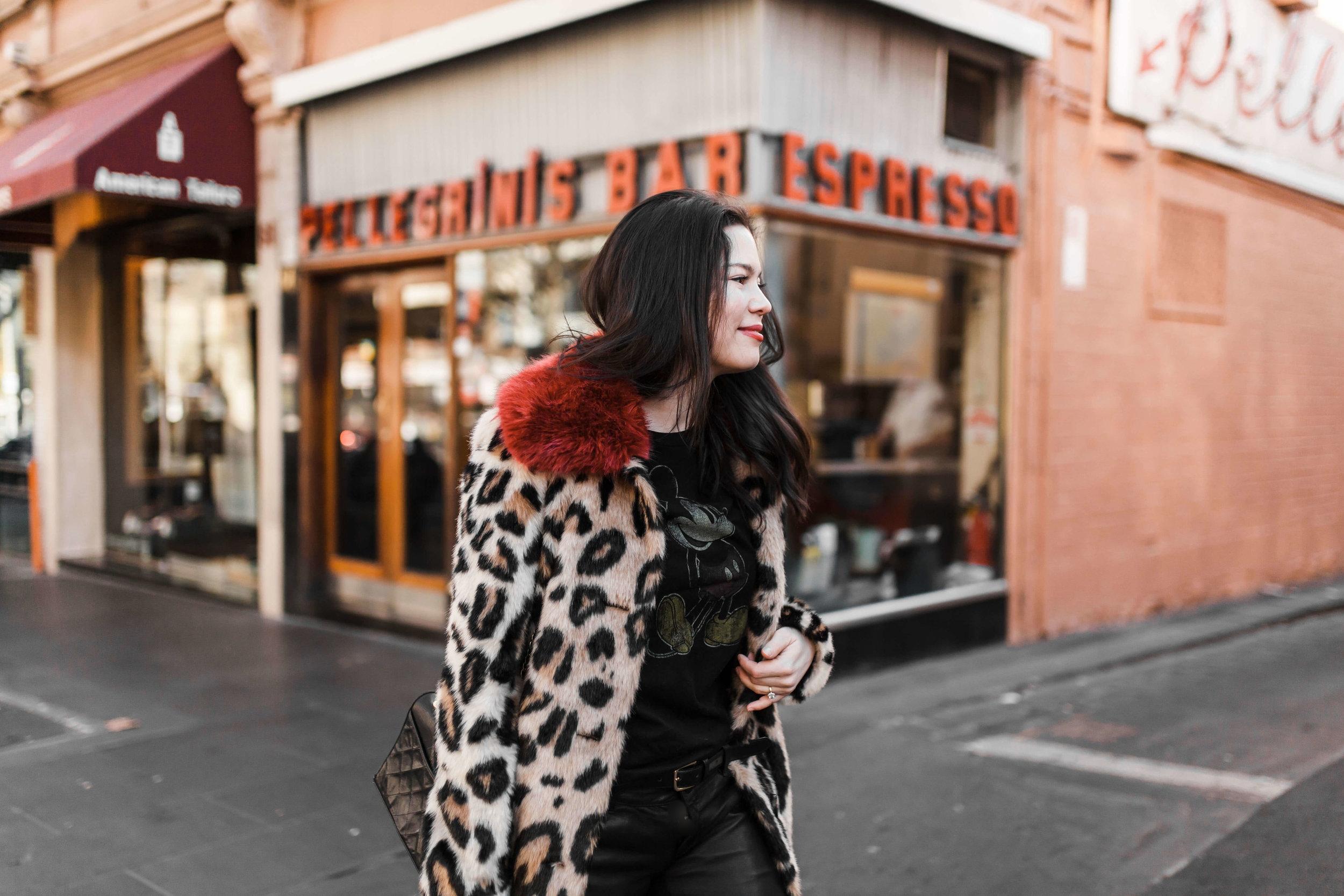 Leopard Print Trends Lei Lady Lei