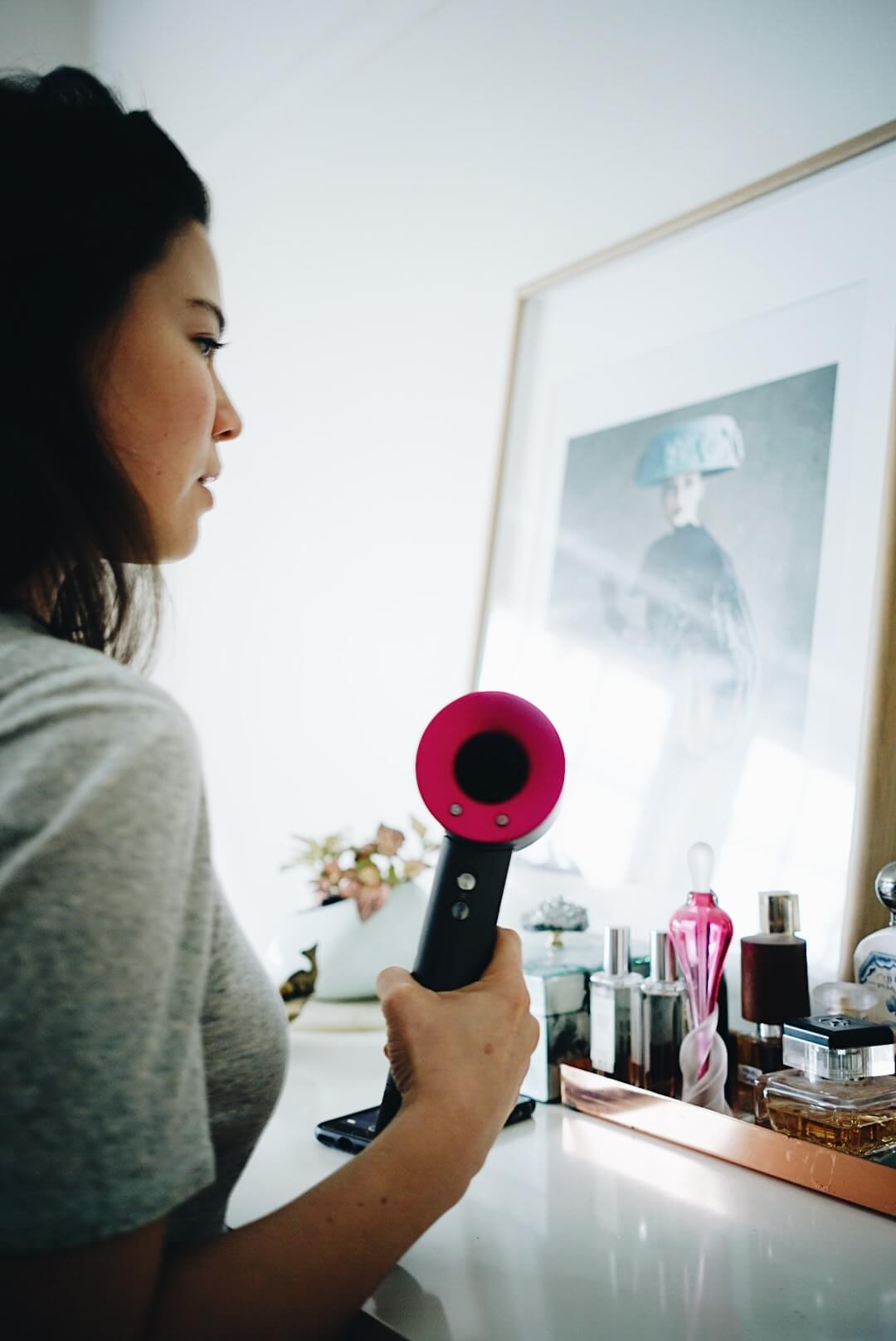 Dyson Hairdryer Review Lei Lady Lei