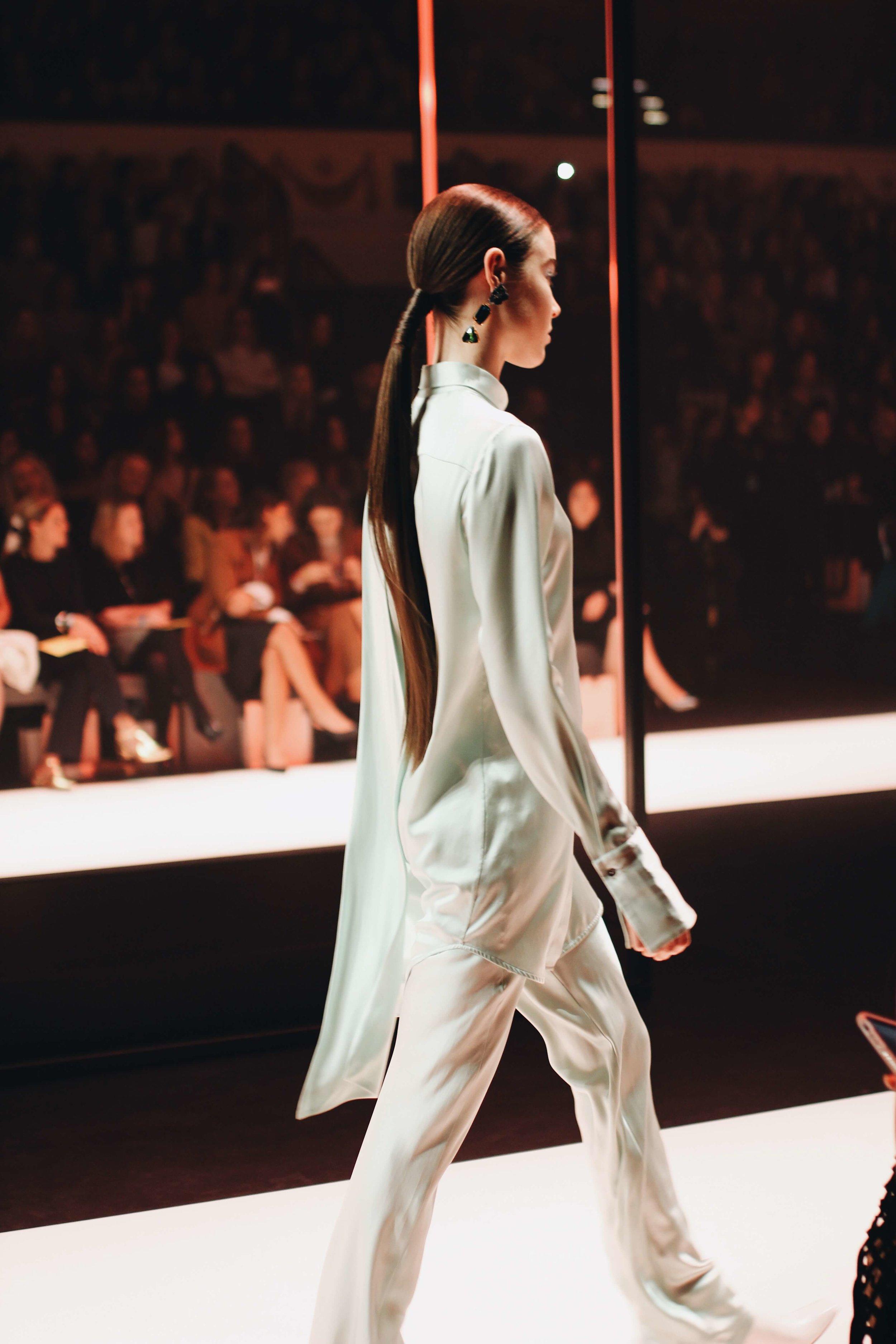 Melbourne Fashion Week Lei Lady Lei