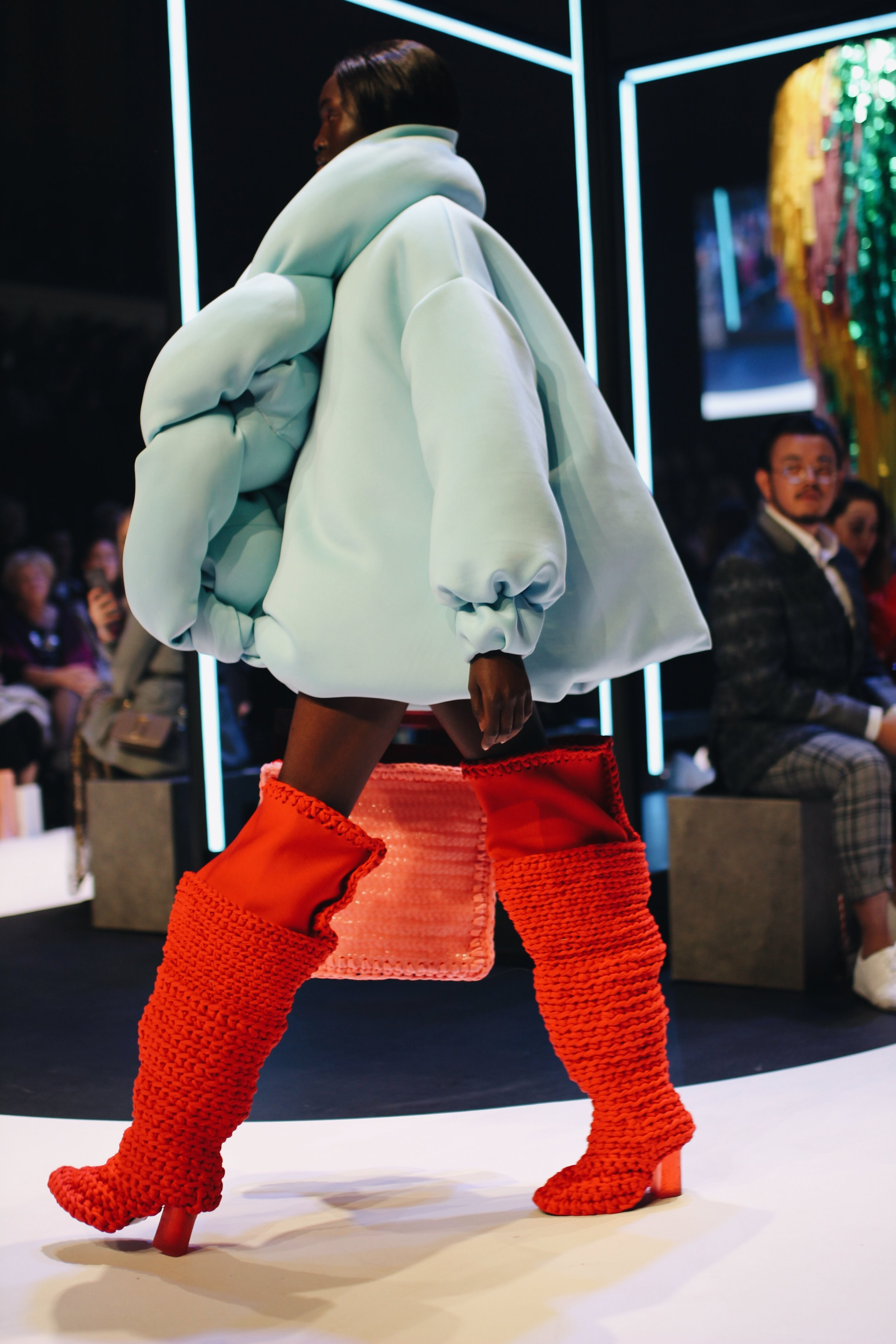 Melbourne Fashion Week Student Runway