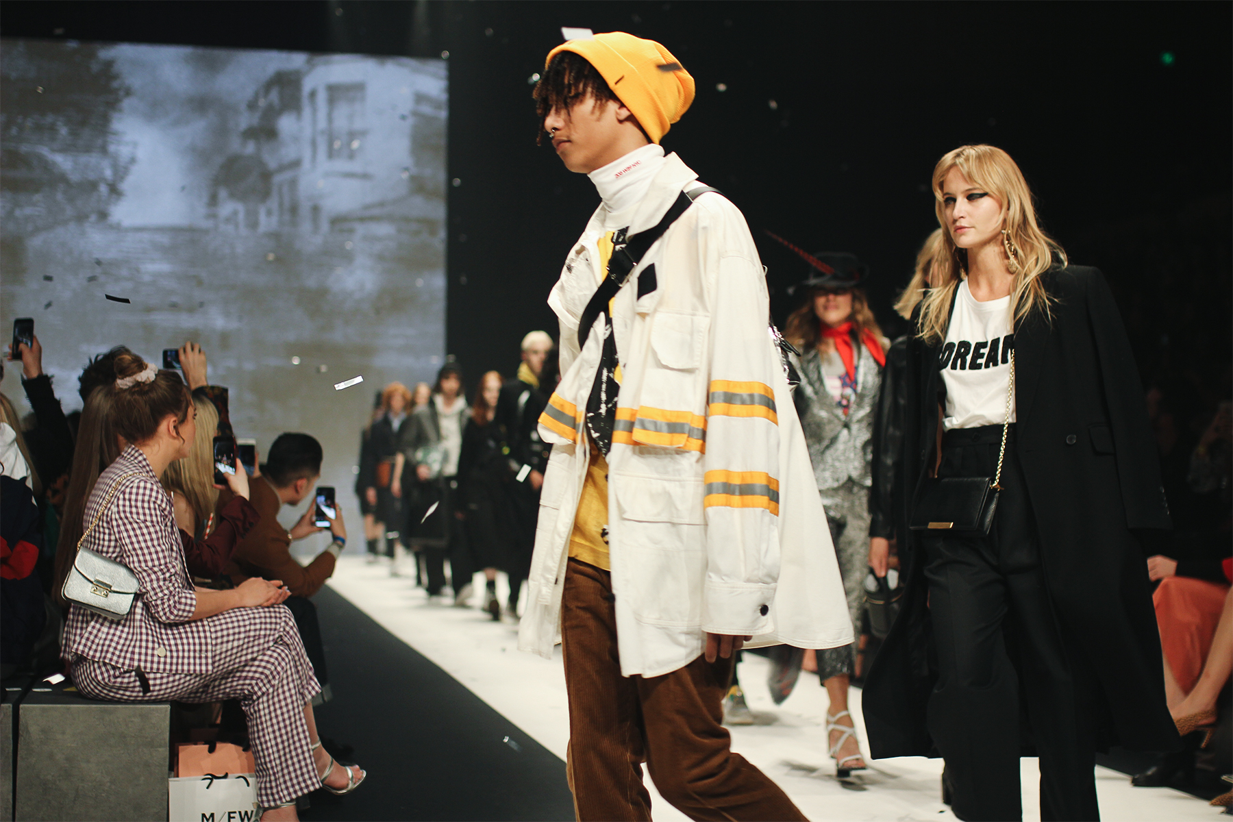 Melbourne Fashion Week Lei Lady Lei Blog