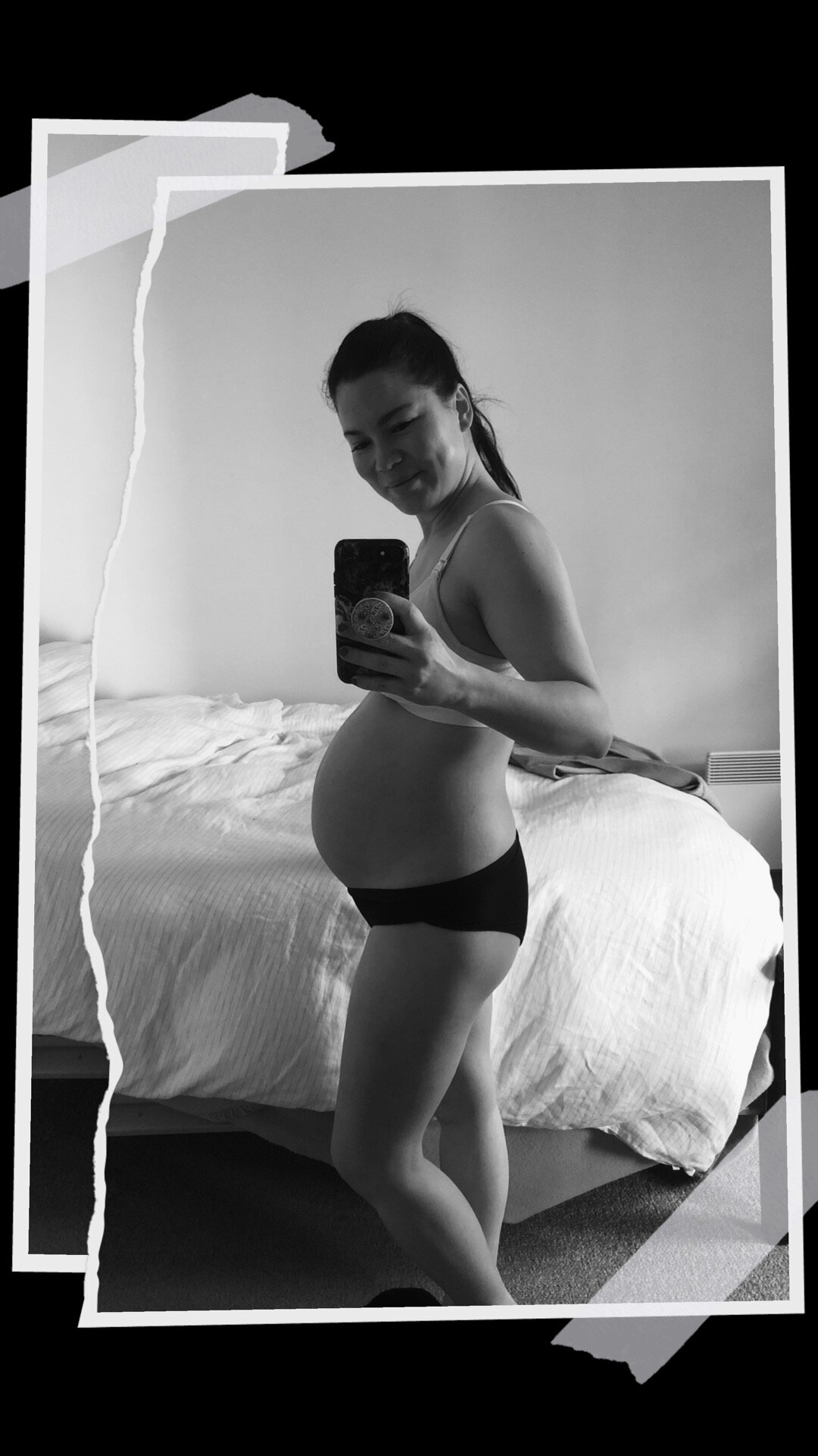 Me at 33 Weeks