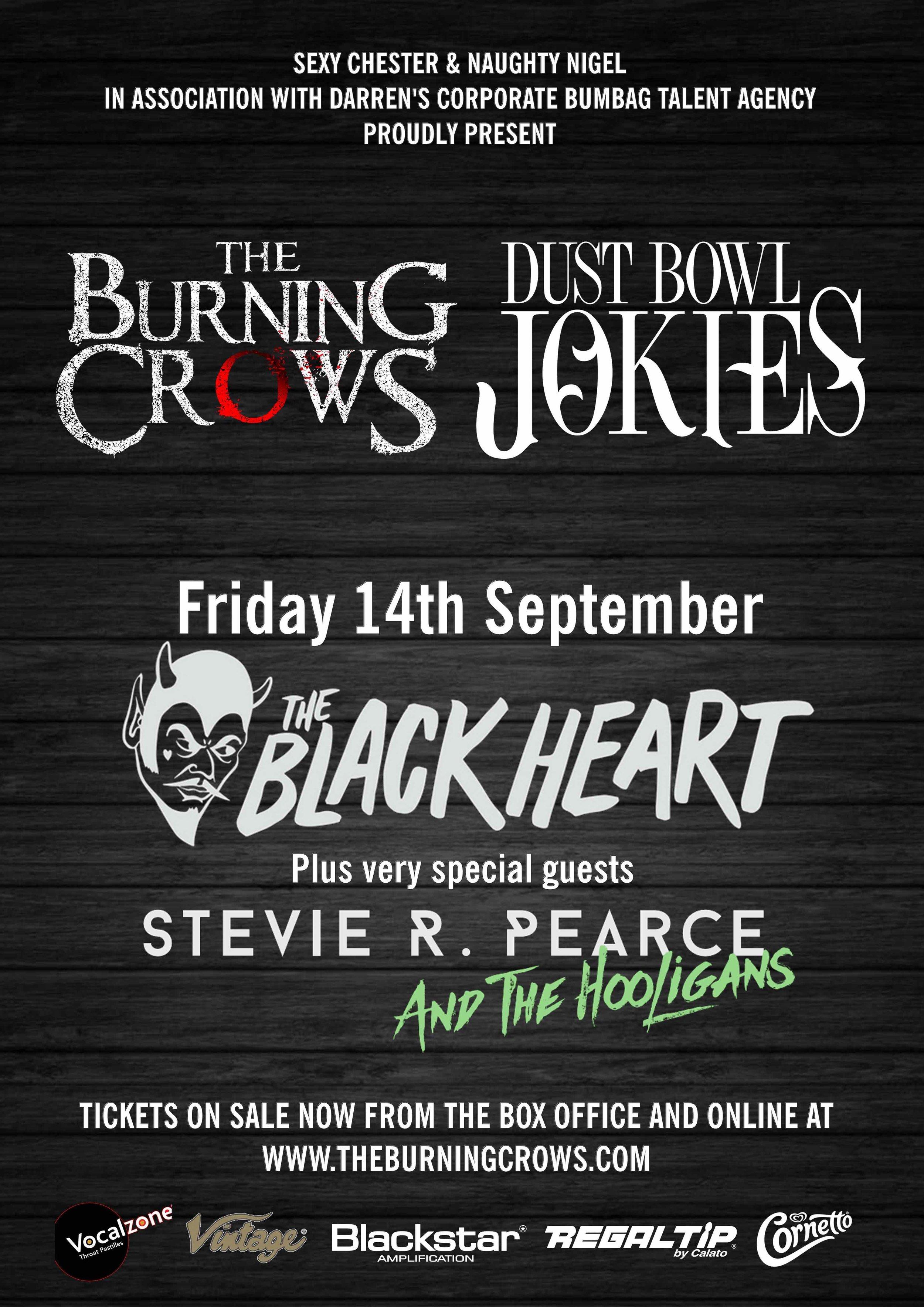 TBC & DBJ Live Sep 2018 Tour Poster - 14.9.18 London.jpg