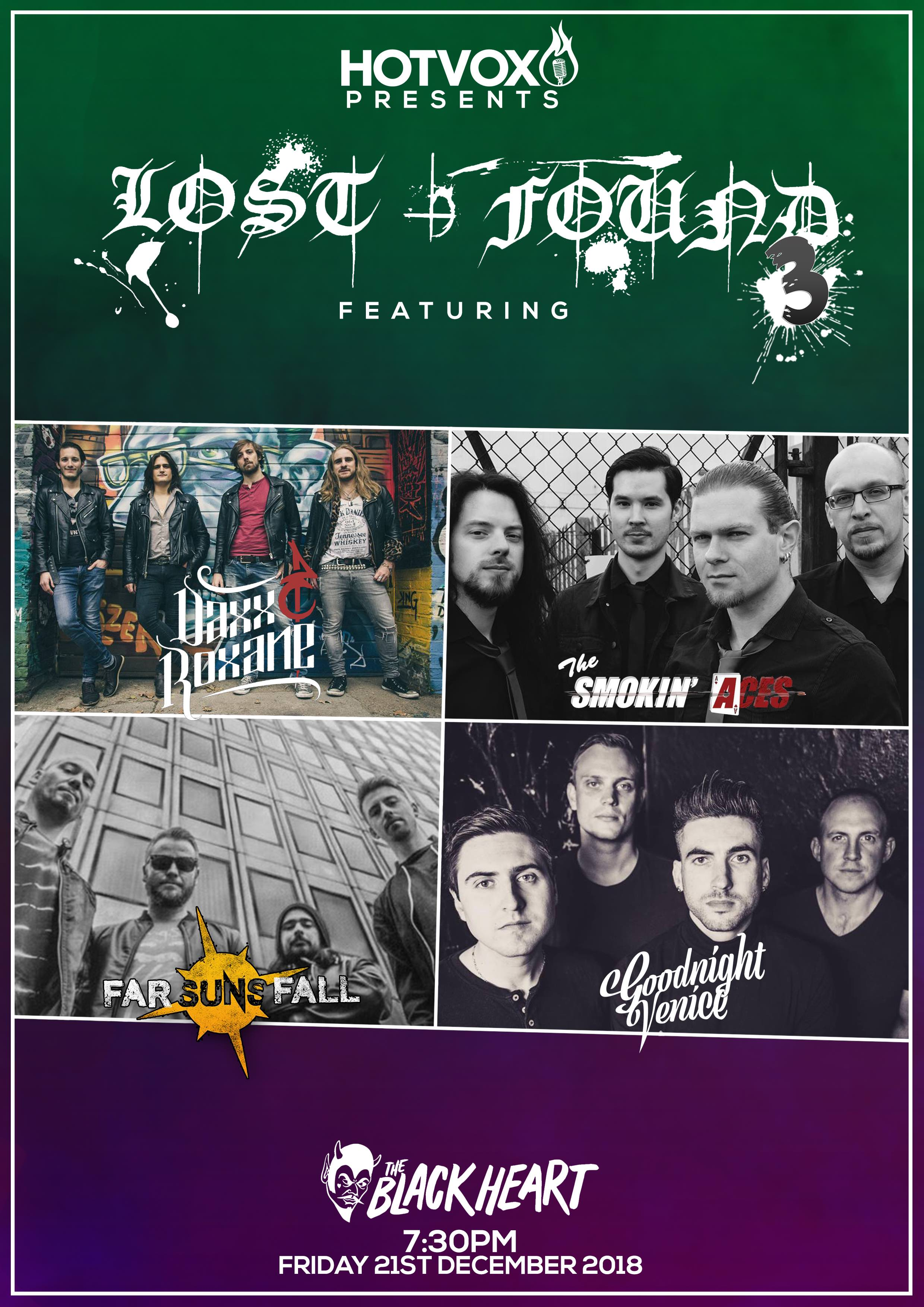LOST AND FOUND Friday 21st Dec full line up smaller.jpg