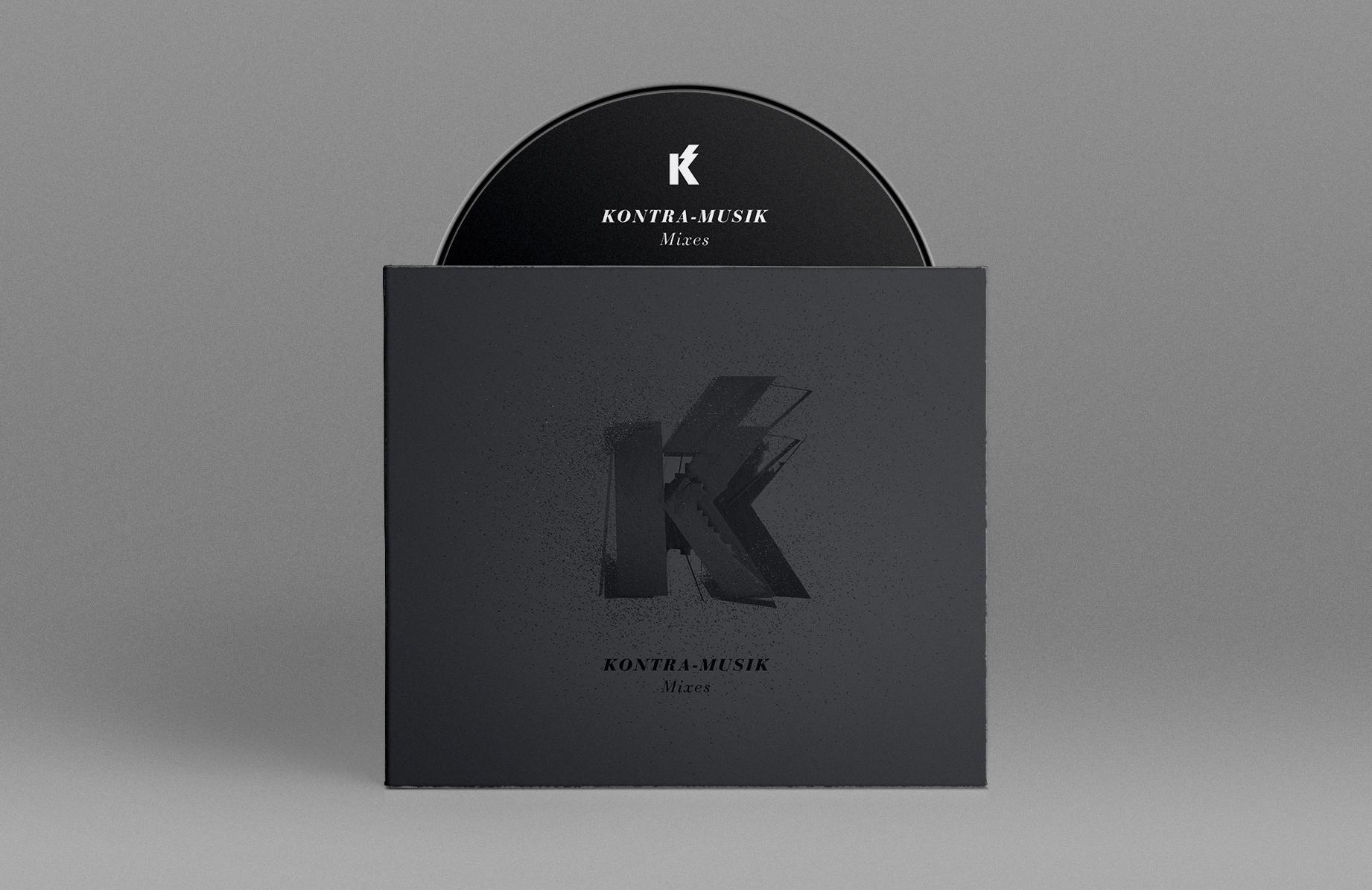 Kontra-Musik Mixes [CD, Japan]