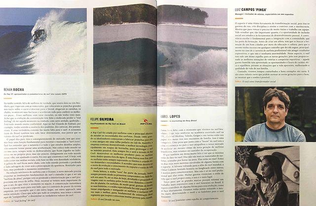 Nascido em Porto Alegre Felipe Silveira, empresário e Ceo da Rip Curl Brasil, hoje carrega o feito de ser o primeiro (ex) surfista profissional a dirigir uma empresa multinacional de surfwear no país. Na revista Hard Core do mês de junho, Felipe conta em depoimento suas experiências de mercado e suas vivências na Rip Curl. - www.sulnativo.com.br  #surf #surfer #surfing #wave #waves #nature #beach #sea #nobodysurf #actionsports #extremesports #lifestyle #ocean #citywave #surfsup #wavepool #surfpool #grindingthroughtexas #thankyouskateboarding #skateboardingsaves #skateeverydamnday #skateboarding #skateboard #skatelife #sk8 #skater #skateanddestroy #amburnskateboards
