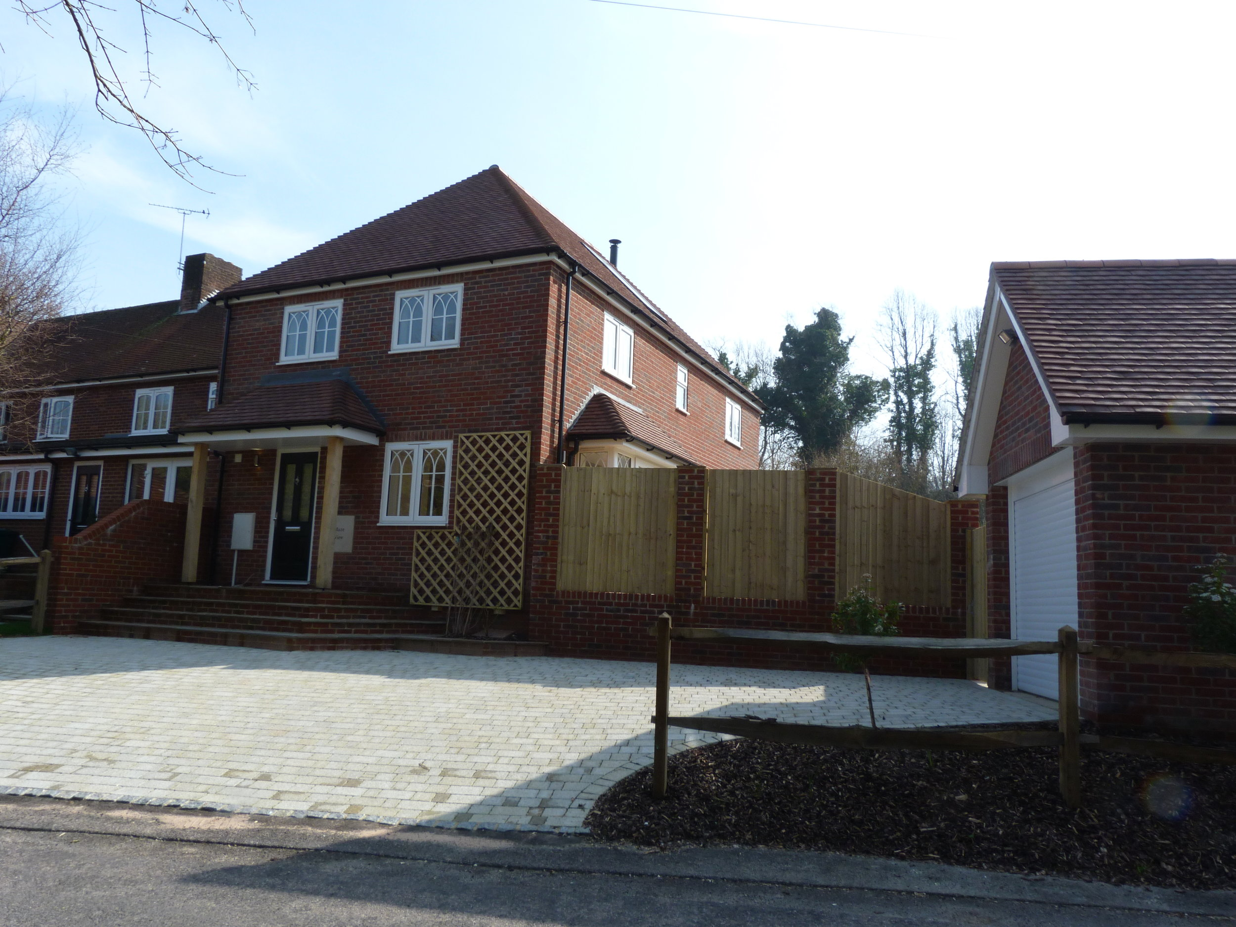 Private New Build Residence in Winchester