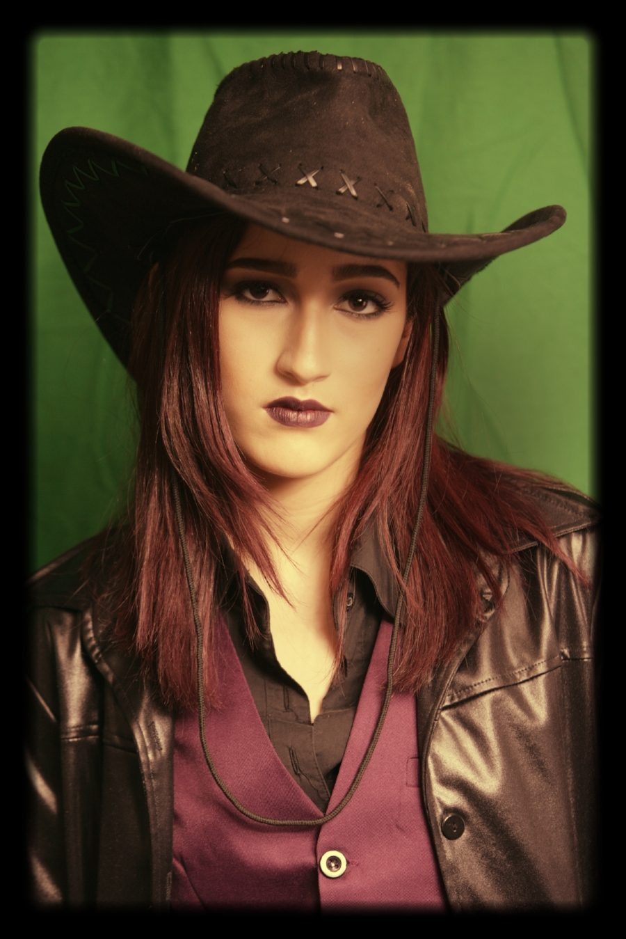 """Sanise Lebron  as Bobby Lynn  Sanise Ivonne Lebron is proud to be playing the evil sister Bobby Lynn; in """"The King of the Rodeo"""". She is extremely delighted to be working once again with the Bennett Academy of the Performing Arts, who she worked with casted as Ms. Dewitt in """"What she Deserves"""". Sanise has studied with Bennett Academy for three years. Sanise also attended Rybin Studio of Drama and while there completed the Acting and Auditioning Techniques program & the Acting &Theater program. While at Rybin she performed in the following productions: """"Oz"""" at MMAC Theaterwhere she played the role of the Scarecrow, """"El Cuento Loco"""" at the Times Square Art Center-Off Broadway, she played """"Swat Girl"""", """" Hard knock life a Musical"""" where she played an orphan, at Times Square Art Center-Off Broadway ,and she performed monologues as """"Angelica the Pirate"""" & """" Batgirl the Broke Superhero"""" , she also took part on the Rybin Studio of Drama Bullying PSA for YouTube. Sanise is also a part of her H.S basketball team and competes in Mock Trial State Competitions with the school's Law team. She would like to thank her family & friends for all their love & support."""