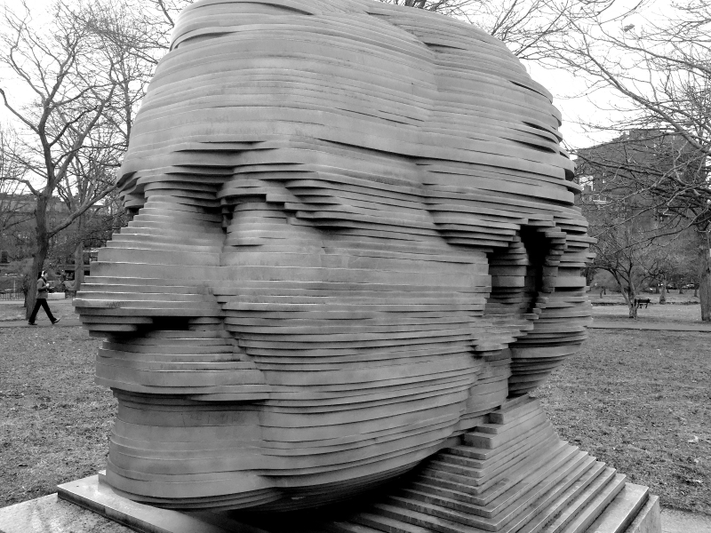 arthur fiedler memorial in the esplanade(sonya kovacic)