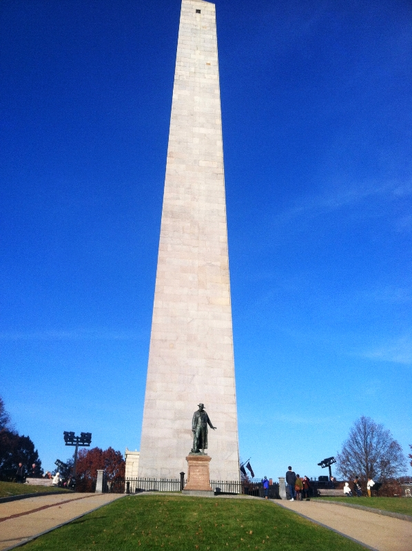 bunker hill monument (jenna mead)