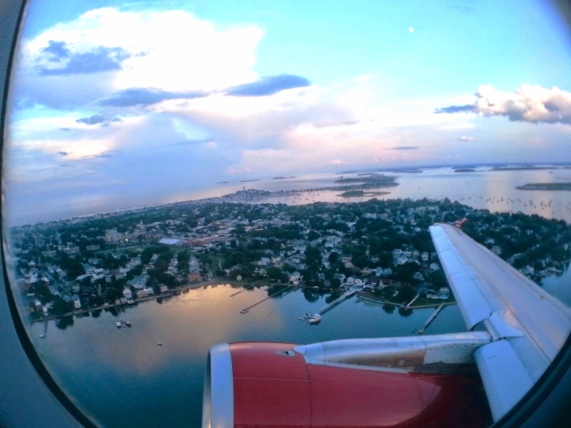 winthrop, ma from above  (sonya kovacic)