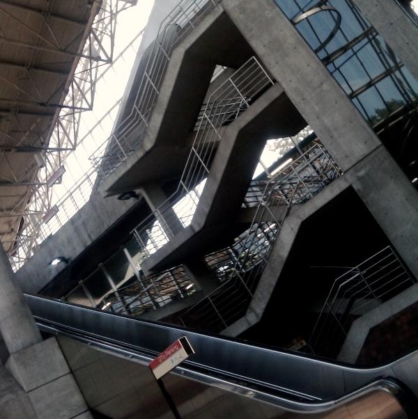 alewife station, cambridge  (sonya kovacic)