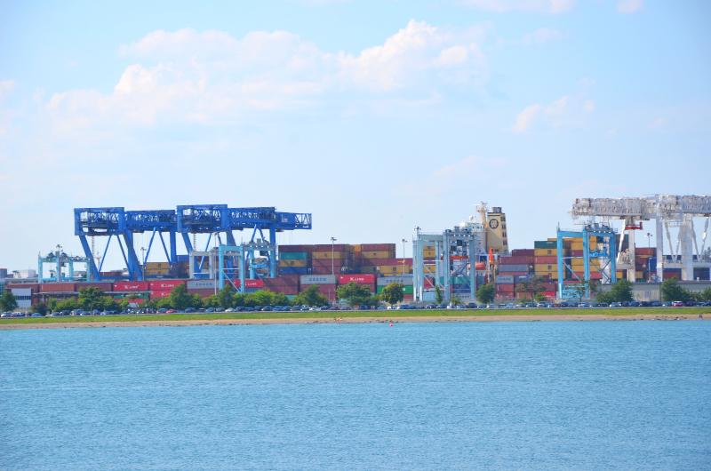 conley container terminal, south boston (sonya kovacic)