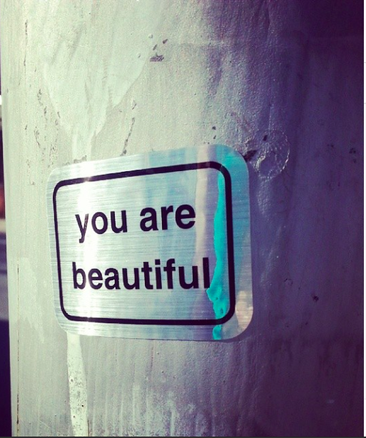 sticker, east cambridge   (sonya kovacic)