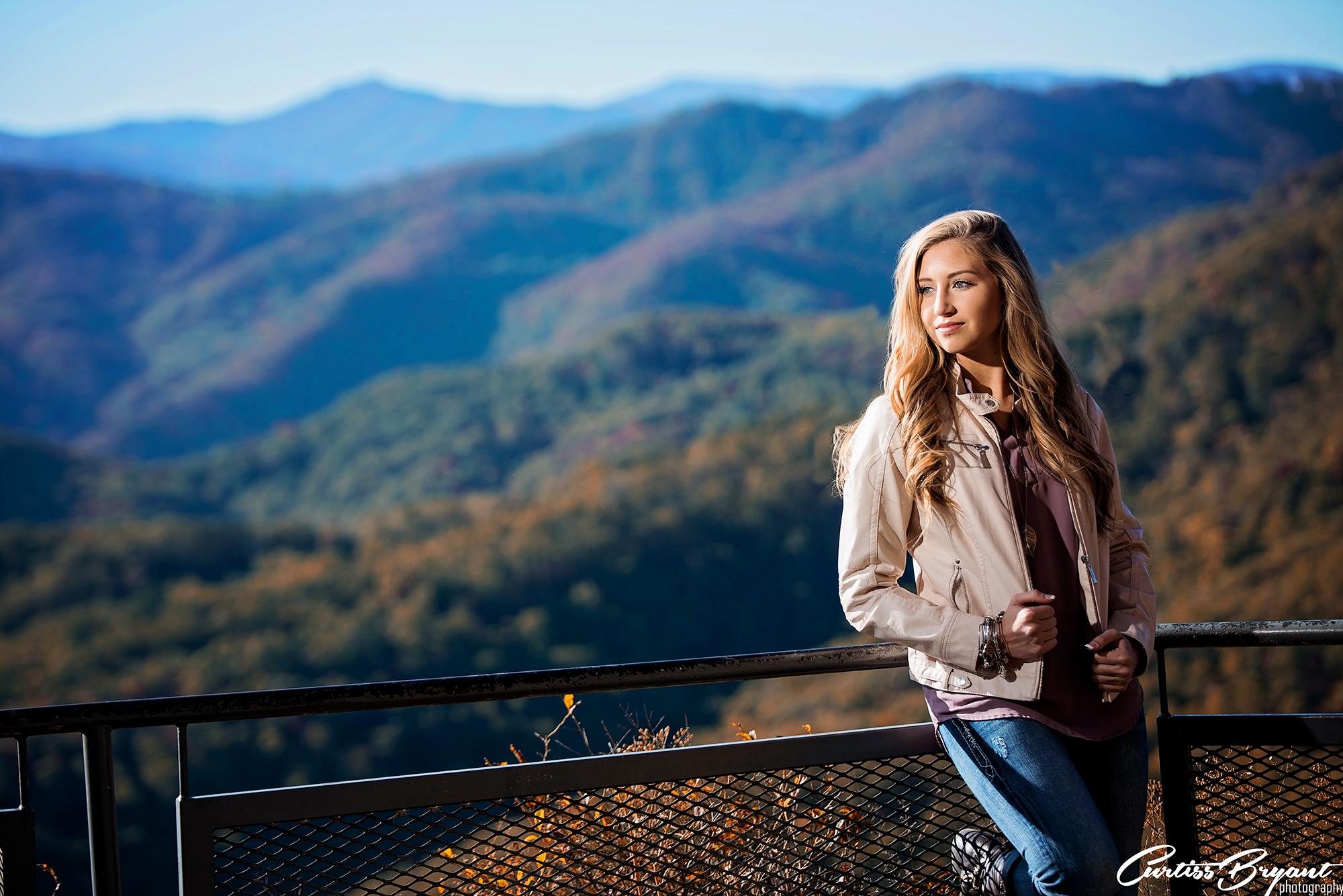 Shannon Senior Portraits Charlotte - 1
