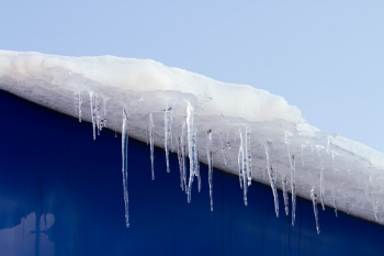 Ice Dams Can Cause Structural Problems in Your Home. Learn More With Our Guide.
