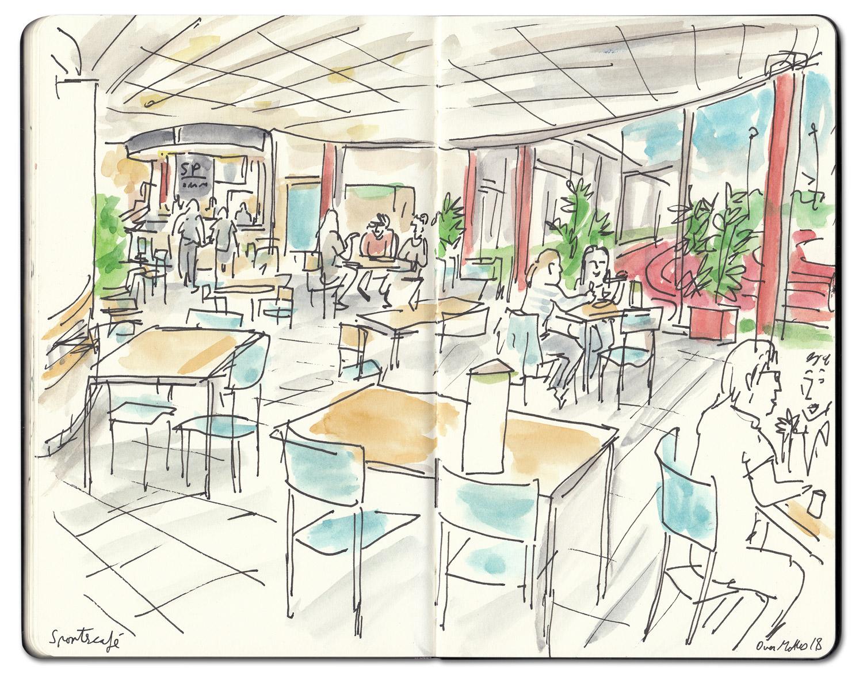 The Sportscafé