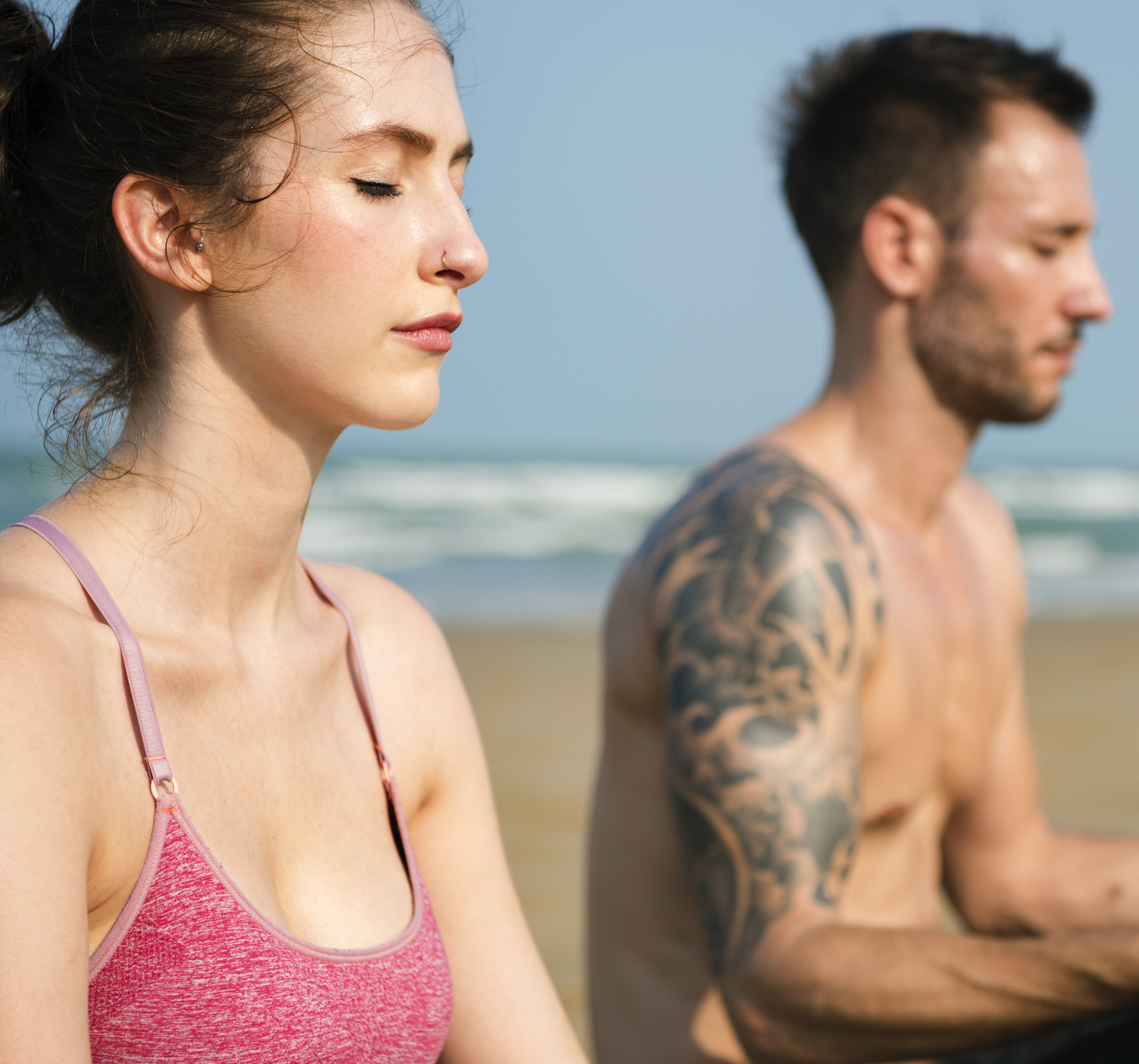 Couples mindful meditation classes in Tampa