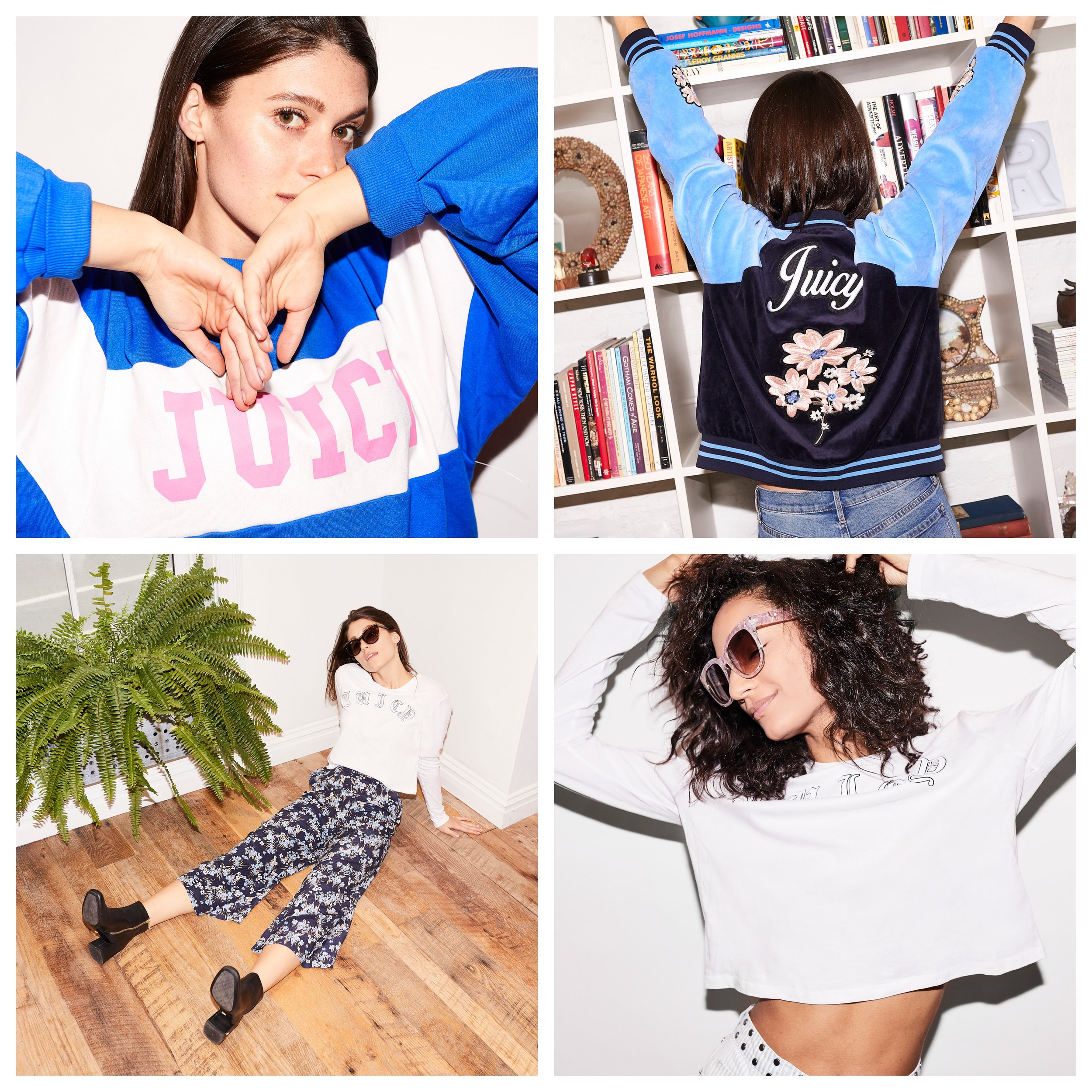 Juicy Couture social media campaign