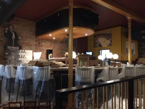 Bearfoot Tavern Bar Macon