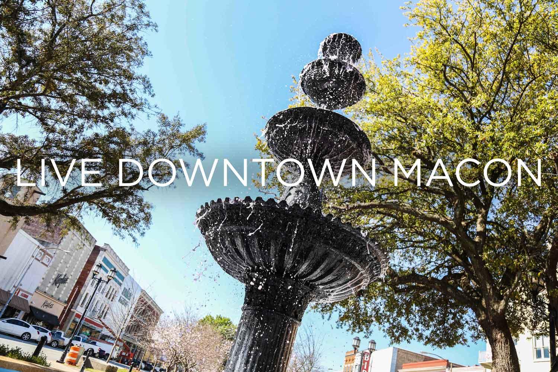 Live Downtown Macon GA