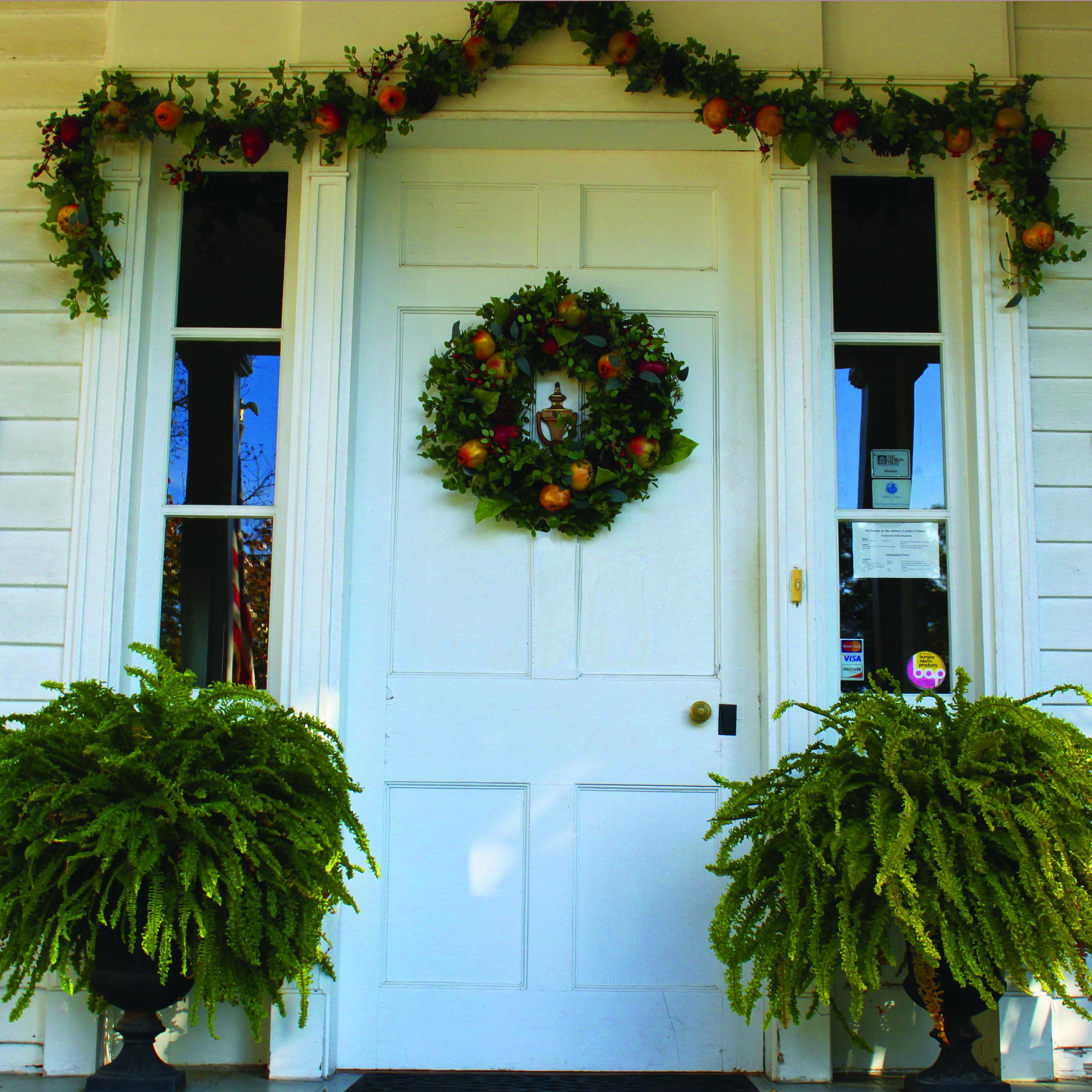 Cottage Christmas Macon GA