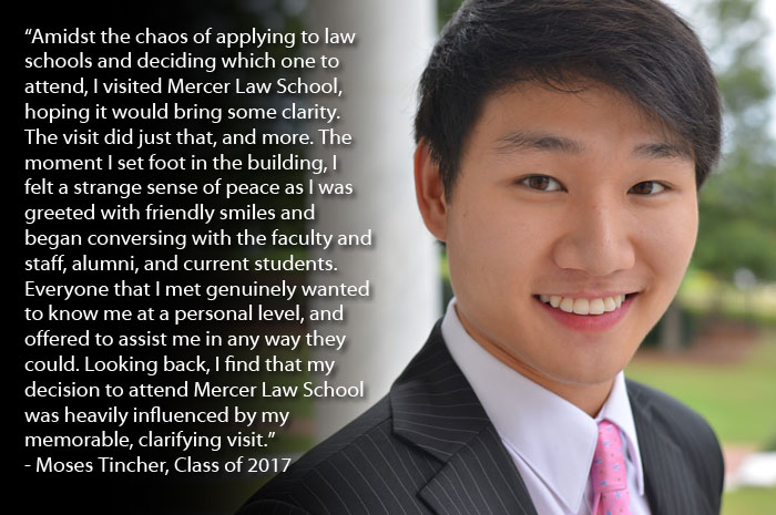 Mercer Law Preview Day