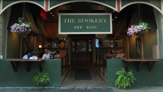 rookery macon ga