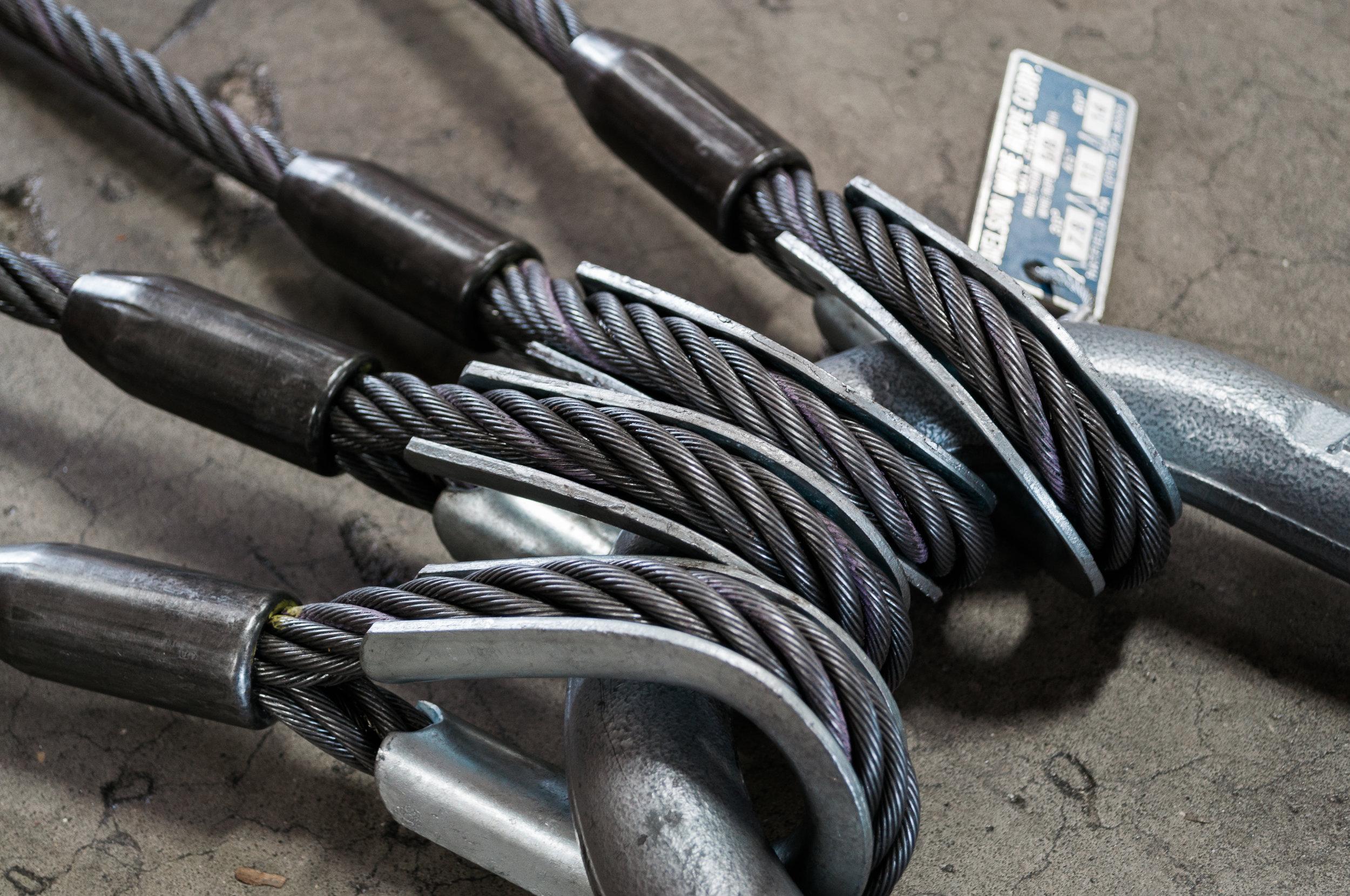 - wire Rope Slings