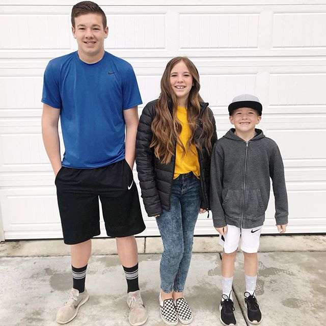 I got the obligatory last day of school photo—which is a real joy with teens! 🤪 The second one depicts life most accurately! 😉 I think we're all ready for a little down time from all the due dates & schedules. I'm working on a summer bucket list so we (uh-um 'me') don't go cuckoo!