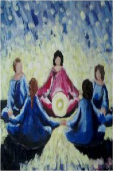 Healing Circle Meditation Facilitators