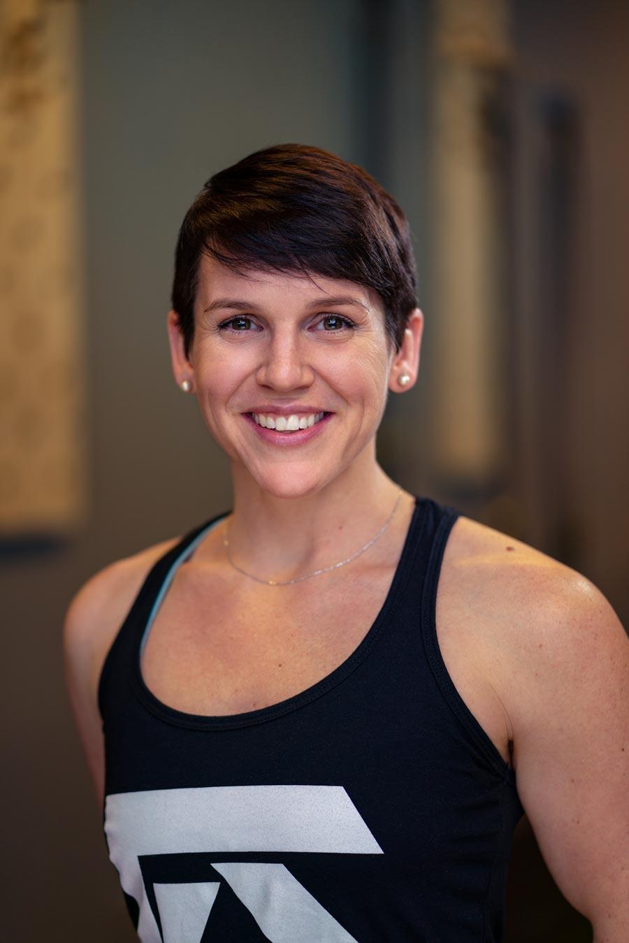 Jessica Hudson, CPT | Head Coach