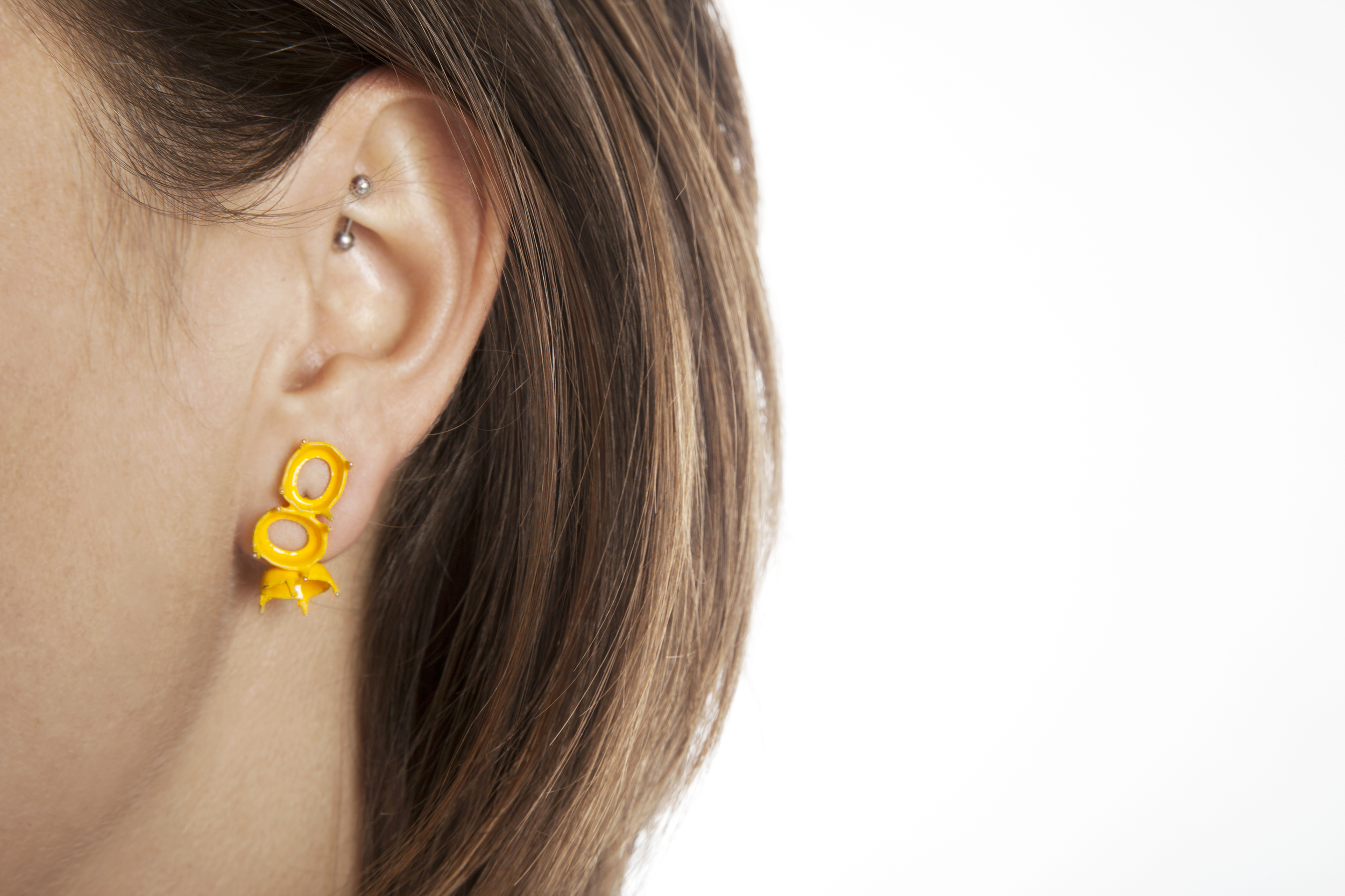 Conglomerate Earrings
