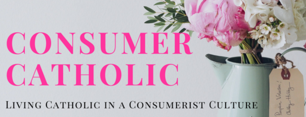 Podcast interview - With Consumer Catholic
