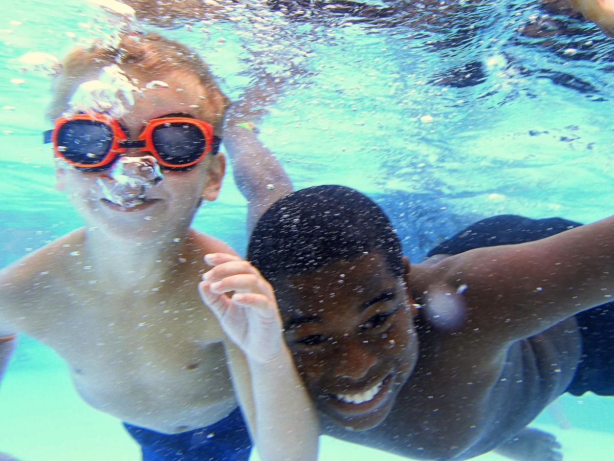 TCM kids enjoying one of many fun activities!