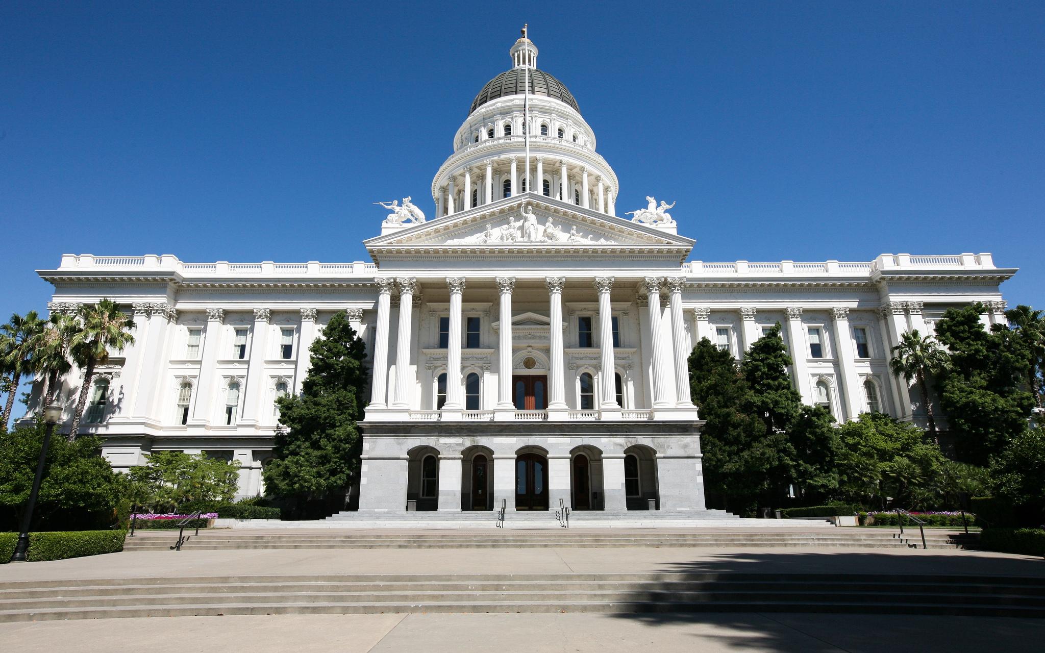 California's State Capitol Building(Alex Proimos-Flickr)