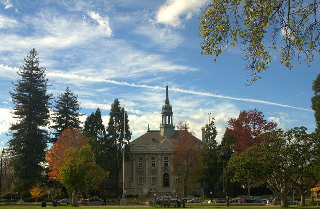 Berkeley City Hall (Credit: Wayne Hsieh )