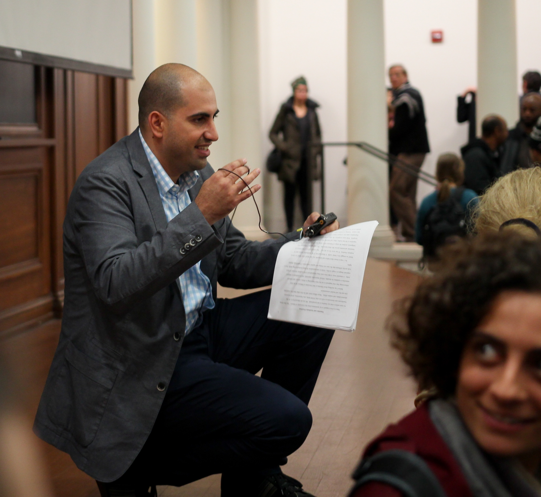 The University of Illinois at Urbana-Champaign dismissed Professor Steven Salaita from a tenured faculty position for his personal tweets about Israel's assault on Gaza in 2014. (Jeffrey Putney)