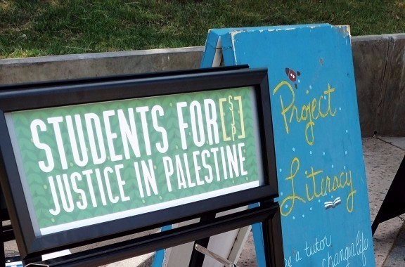 Confronting UCLA for Discriminatory Policy against Palestine Advocates