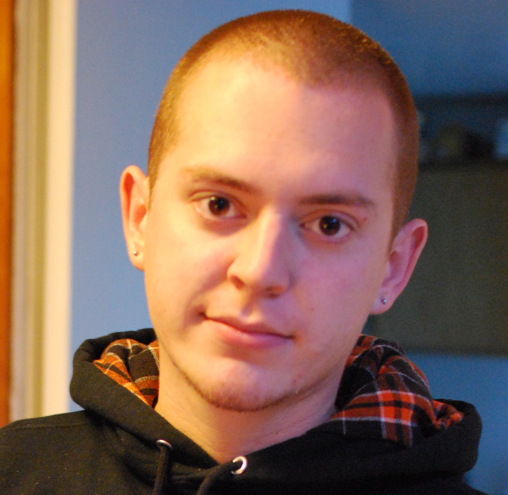 Student activist Jeff Jacobs.