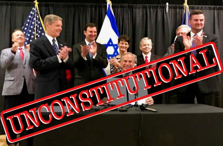 Image courtesy of ACLU Texas