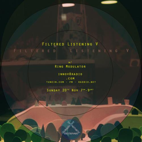 Filtered Listening 5 - Ring Modulator