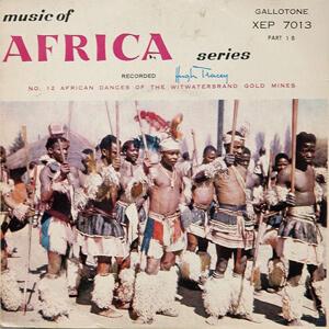 Nyanja/Chewa Tribe [1952?, Gallo / Decca]